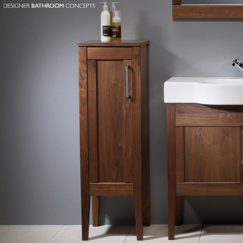 Small Free Standing Bathroom Cabinets