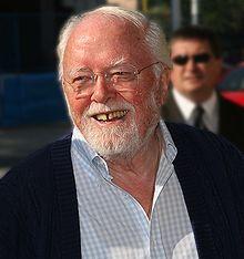 Richard Attenborough (29 agosto 1923) - Attore, regista e produttore inglese