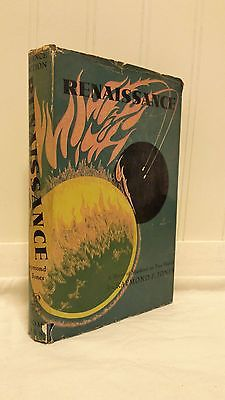 awesome 1st Ed RENAISSANCE Raymond Jones Science Fiction Novel of Mankind on Two Worlds - For Sale View more at http://shipperscentral.com/wp/product/1st-ed-renaissance-raymond-jones-science-fiction-novel-of-mankind-on-two-worlds-for-sale/