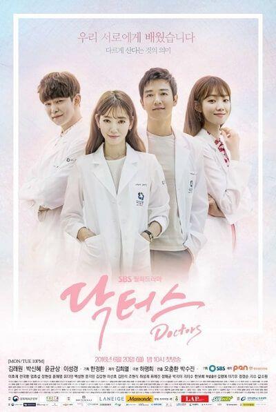 Doctor Crush Sub Indo : doctor, crush, Download, Drama, Korea, Doctors, Subtitle, Indonesia, Korea,, Drama,, Korean