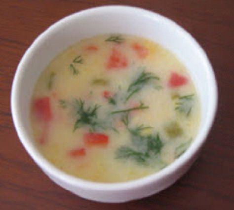 Sebzeli Yogurt Corbasisebzeli Yogurt Corbasi Malzemeler 1 Adet Patates 1 Adet Kabak 1 Adet Kirmiz Corbalar Yemek Tarifleri Corba Tarifleri