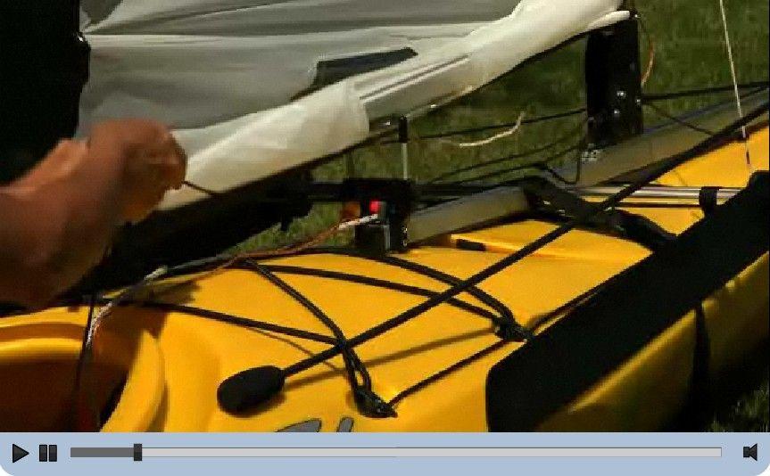 Kayak Sailor