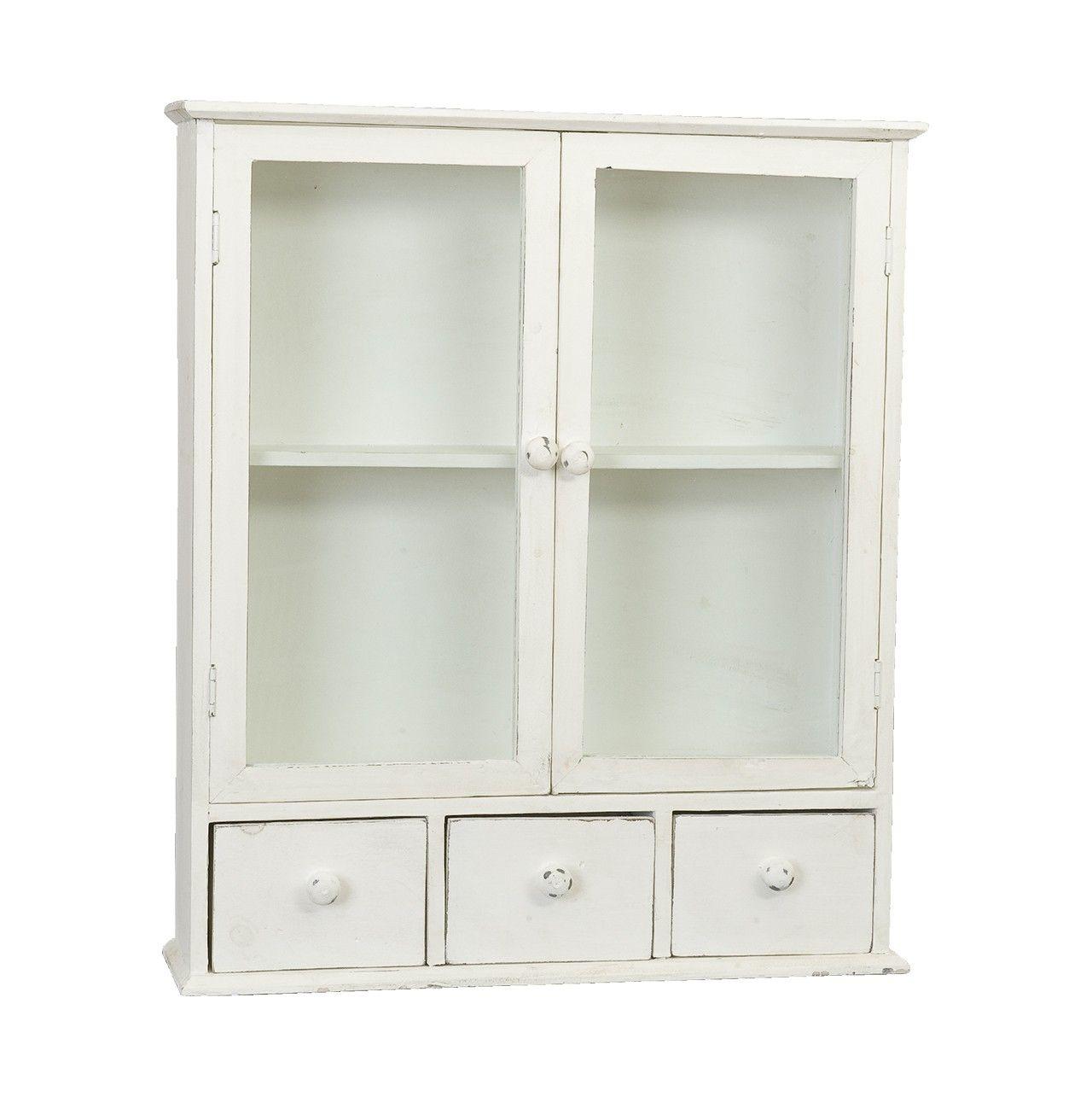 Mueble auxiliar con forma de #armario con puertas y cajones en ...