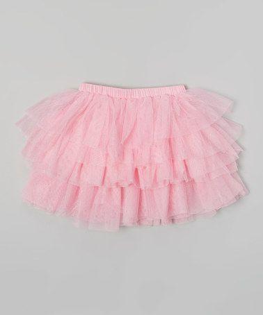 Love this Light Pink Tutu - Toddler & Girls on #zulily! #zulilyfinds