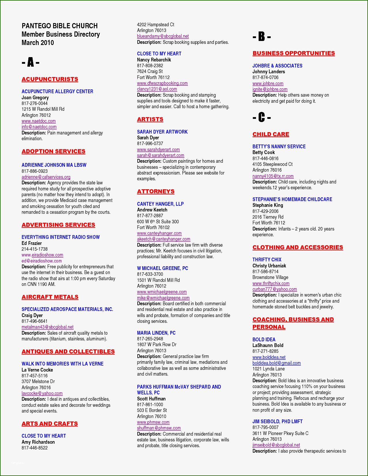 18 Beautiful Free Church Directory Template 2020 Class Schedule Template Jobs For Freshers Templates Free church photo directory template