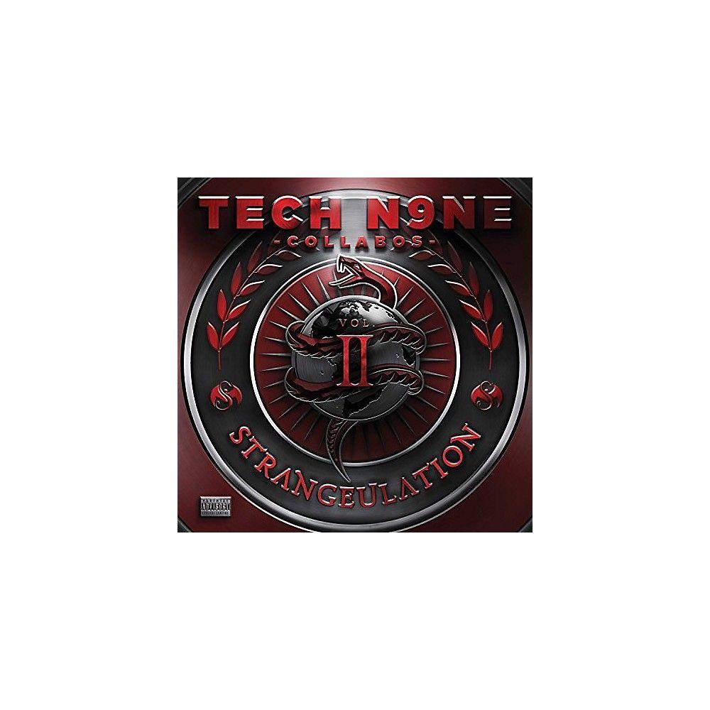 Tech N9ne Collabos Strangeulation Vol. II Tech n9ne