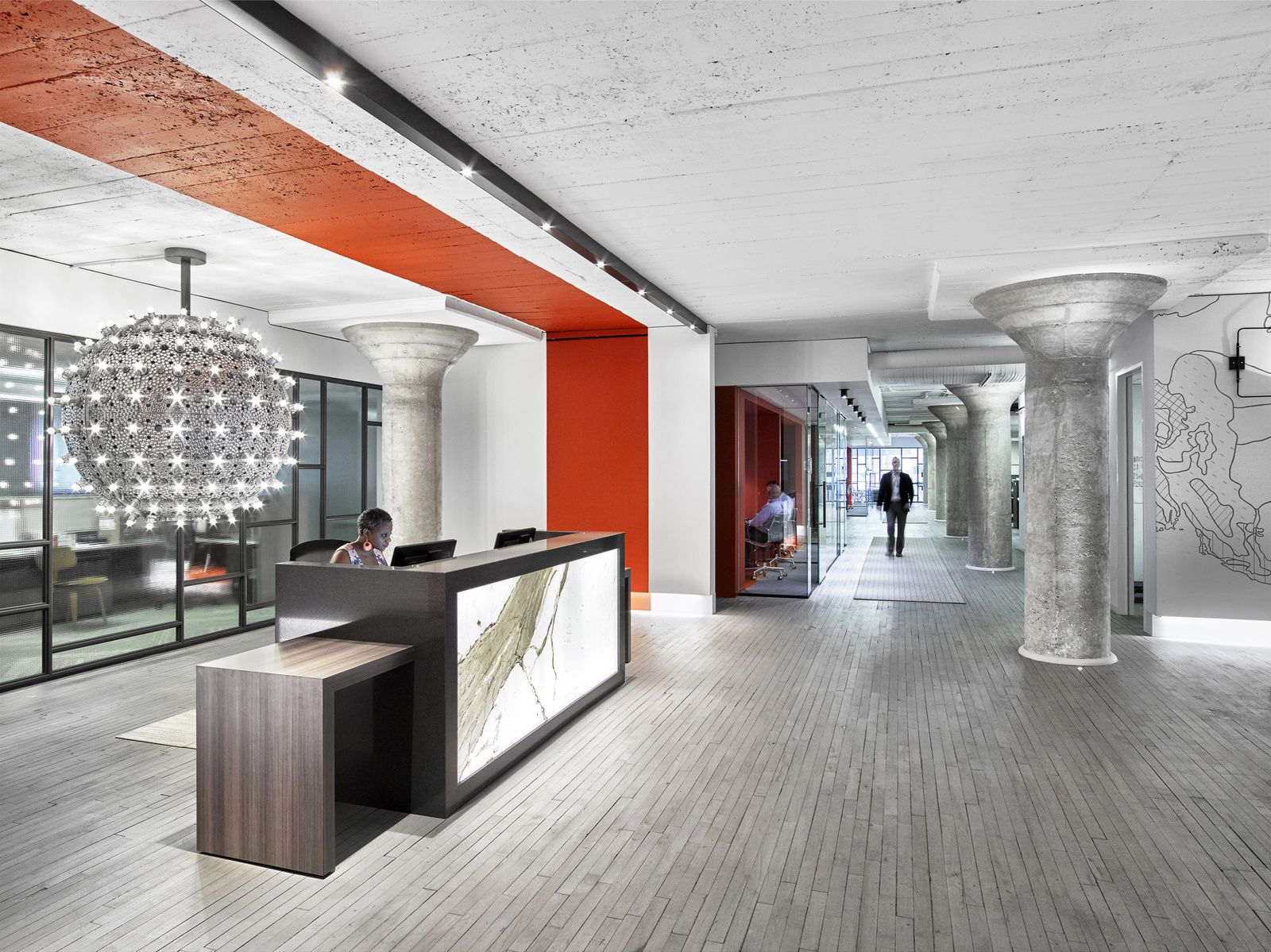 office tour jamestown l p headquarters atlanta office designs