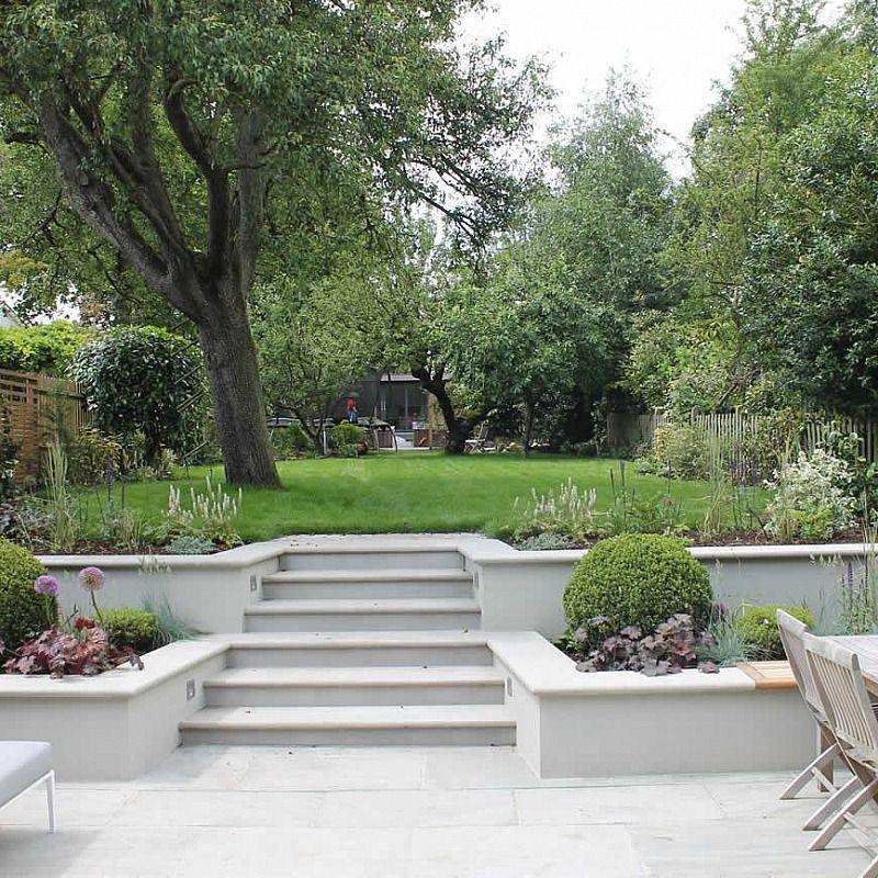 Summer Orchard Garden #garden_steps_lighting | Great Ideas ...