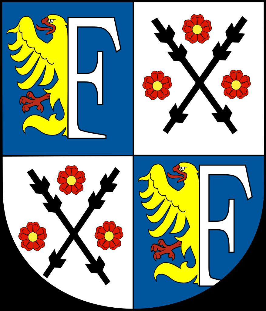 FrýdekMístek Coat of arms, Heraldry, City logo