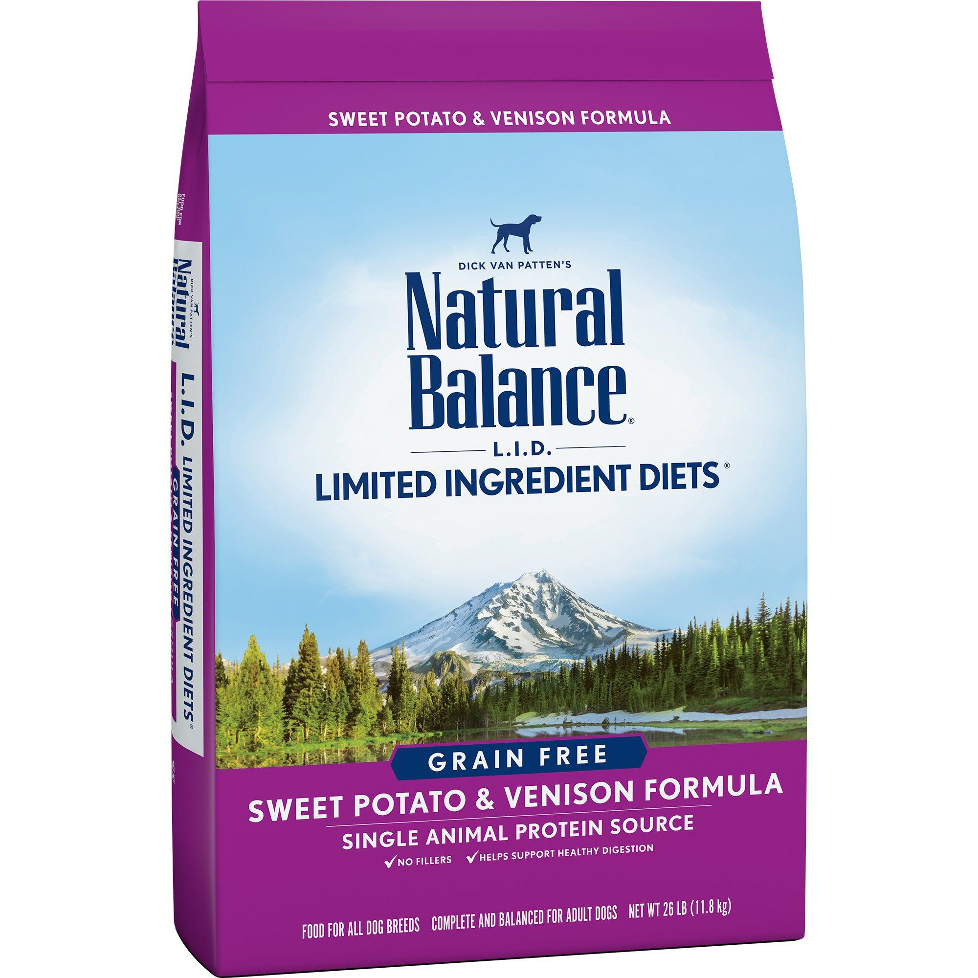 Natural Balance Dog Food Coupons >> Natural Balance L I D Limited Ingredient Diets Sweet Potato