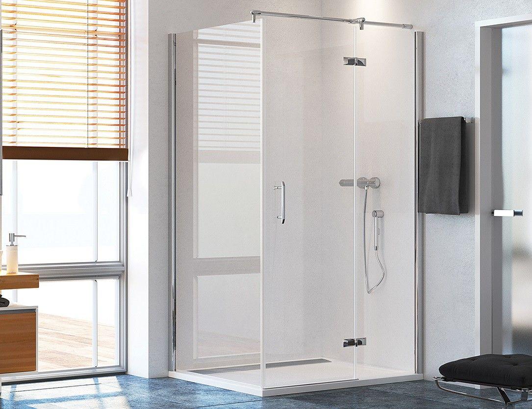 dusche dreht r seitenwand ab 75 x 75 x 200 cm dusche t r mit seitenwand. Black Bedroom Furniture Sets. Home Design Ideas