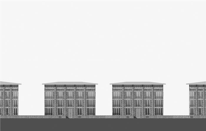 Residential Complex Malchower Weg