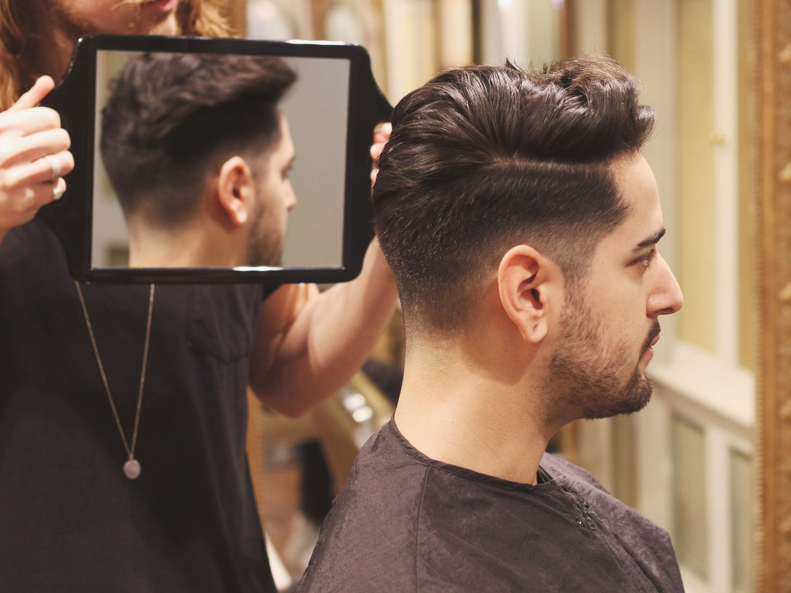 Haircut style men menus haircut and style  undercut and haircut styles