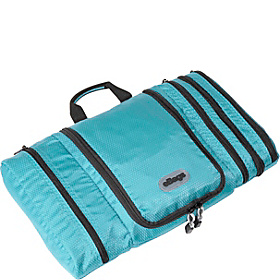 ccbe0d5241 Pack-it-Flat Toiletry Kit  It s amazing how much space you save in your  luggage when you store your toiletries in this. Don t be deceived by its  slim ...