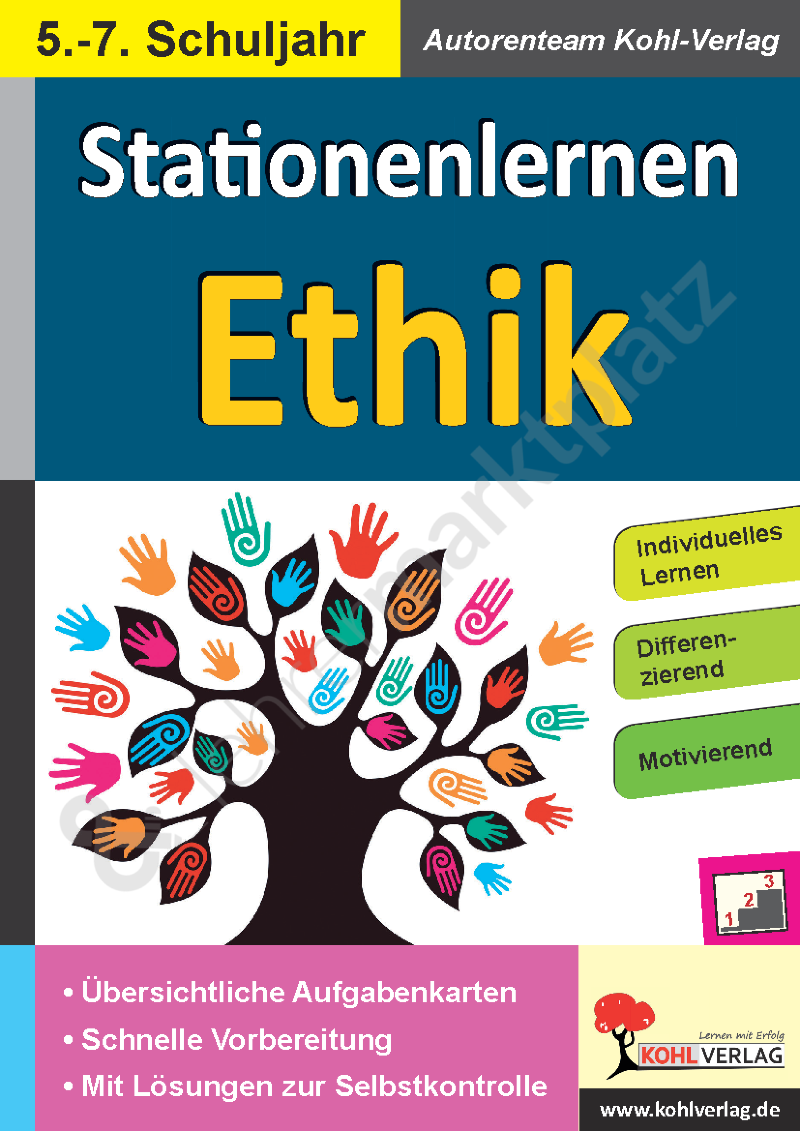 Stationenlernen Ethik / 5.-7. Schuljahr – Ethik, Philosophie | Ethik ...