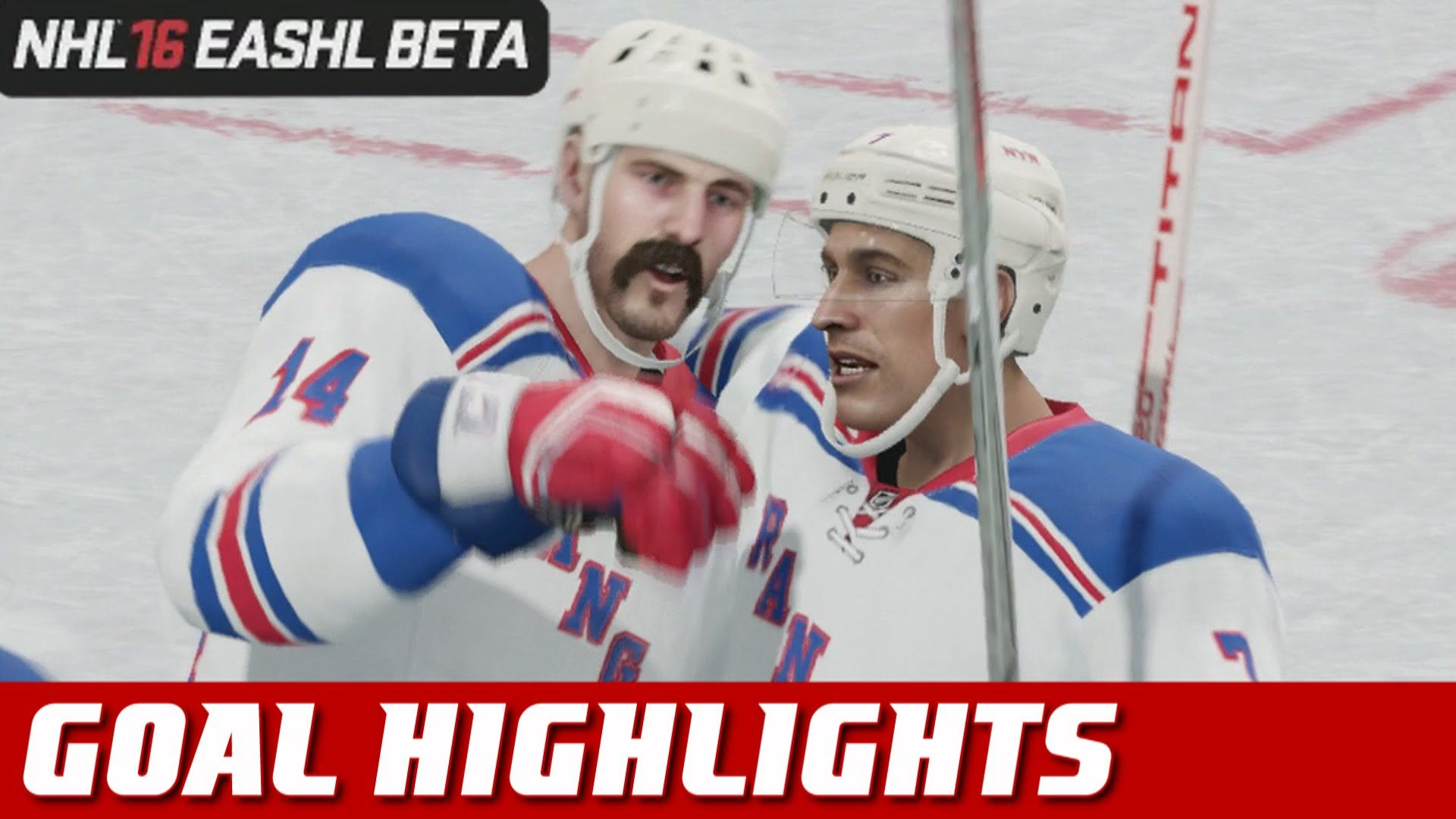 NHL 16 EASHL Goals Goals, Nhl, Football