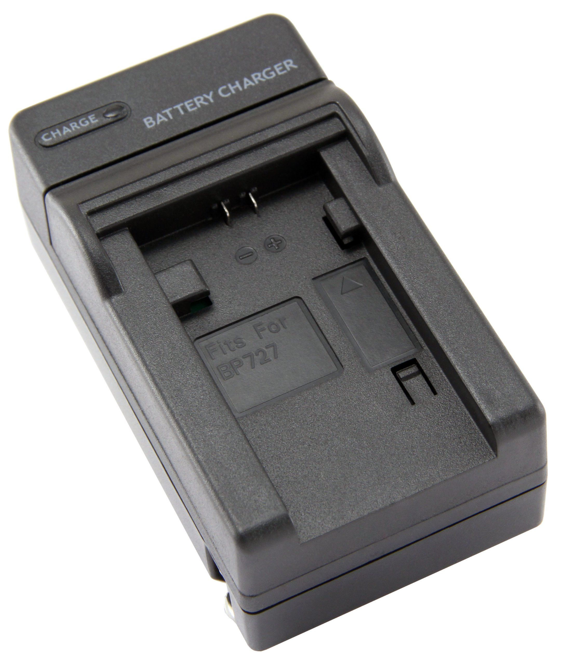 Battery Charger for Canon VIXIA HF R30 HF R32 HF R300 HD Camcorder