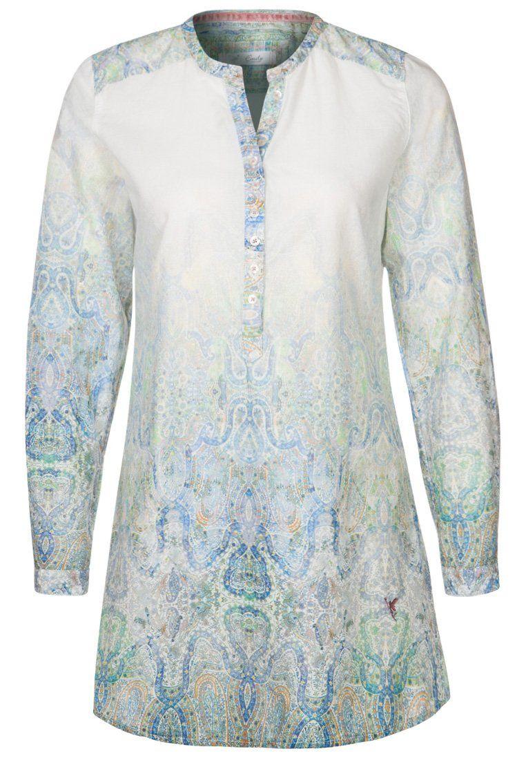 Emily Van Den Bergh Tunic White Fashion Tunic Tops Tunic