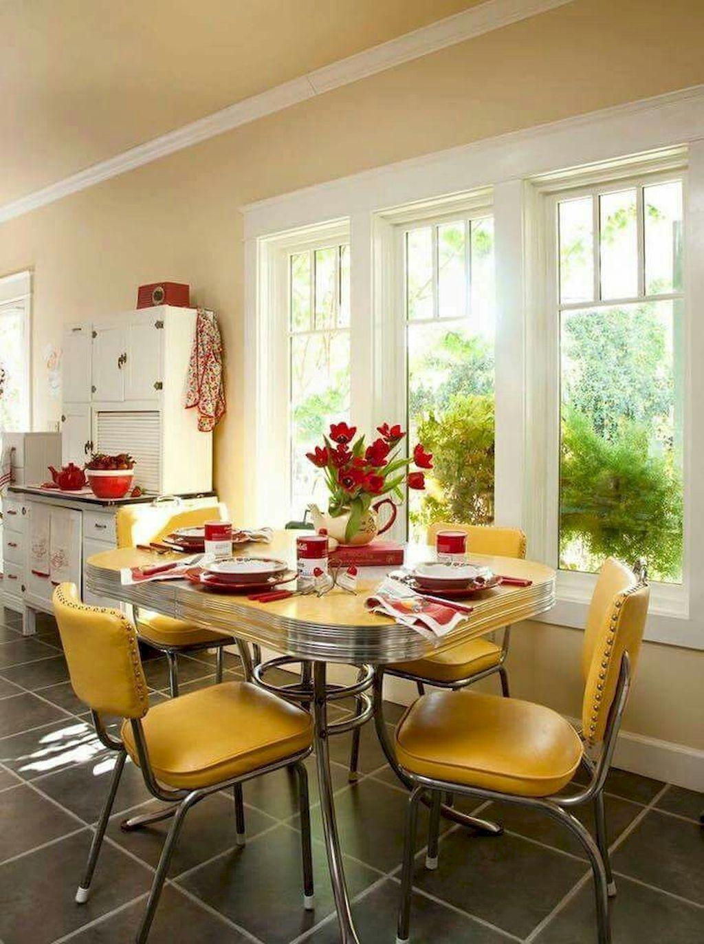 75 Vintage Dining Table Design Ideas Diy 7 In