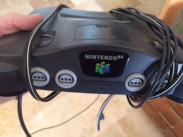 Details about Nintendo 64 N64 Video Game System Console