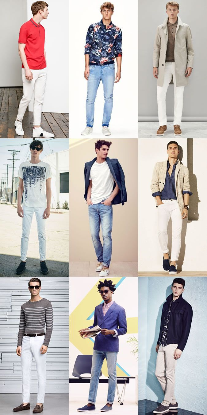 Light Wash Jeans Outfit Men | www.pixshark.com - Images Galleries With A Bite!