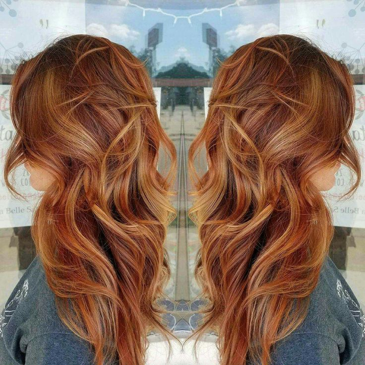Copper hair red hair long hair fall hair color beach waves fall hair color balayage hair red and blonde pmusecretfo Image collections