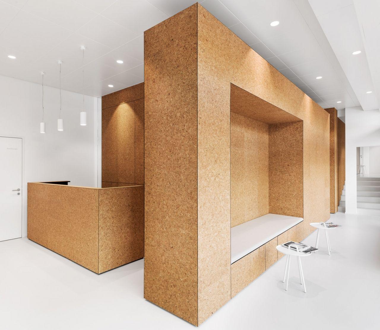 Home-office-innenarchitektur dost  architektur  innenarchitektur  stadtentwicklung