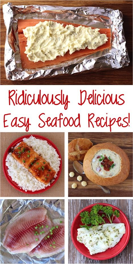 Easy seafood dinner recipes to add to your menu this week from easy seafood dinner recipes to add to your menu this week from thefrugalgirls forumfinder Image collections