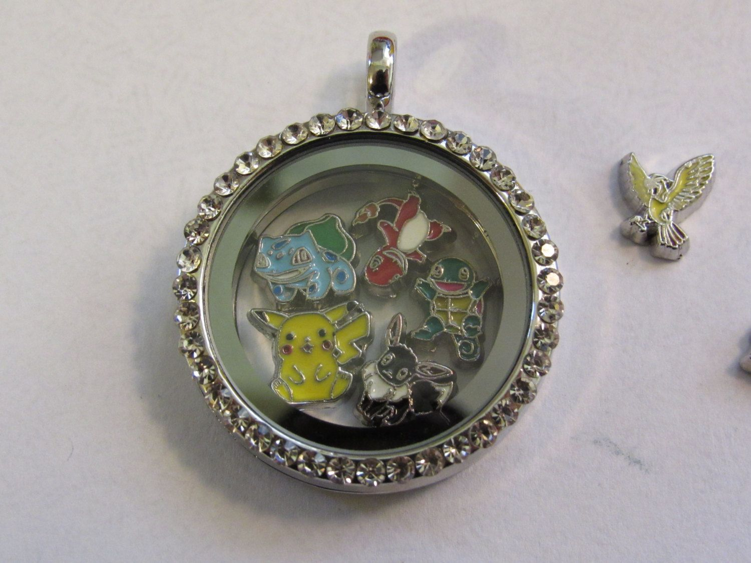 locket charm pinned memory lockets sea pirate sailor nautical by pin beach navy floating keychain