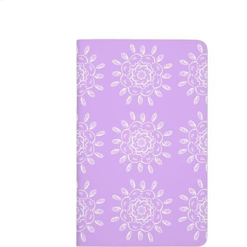lavender color journal