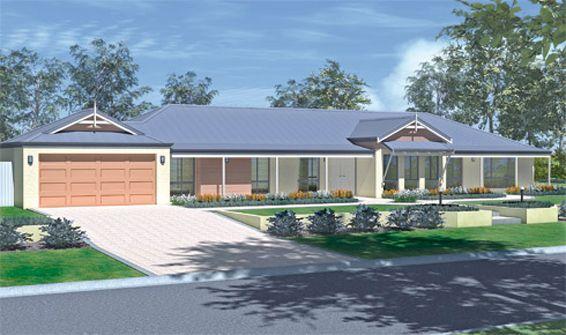 WA Country Builders Pty. Ltd. Home Designs: The Faversham. Visit www ...