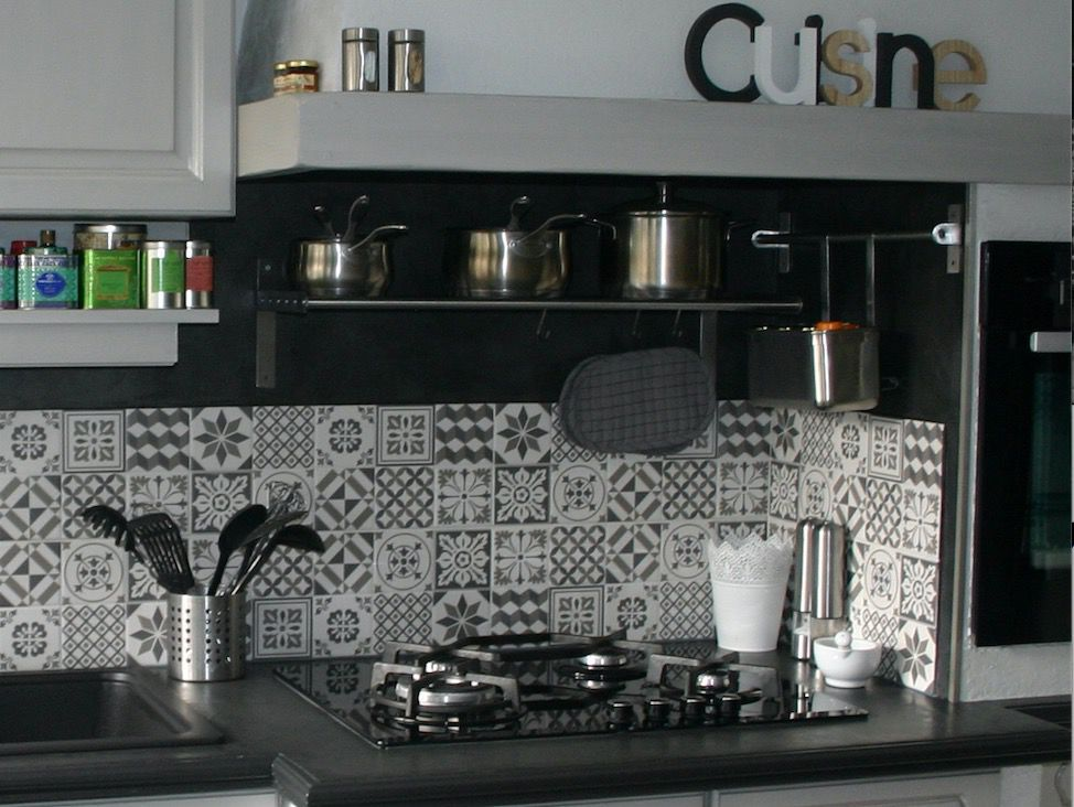 Home Staging Cuisine Relooker La Facade Le Plan De Travail Et
