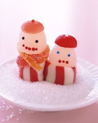 See the Christmas Candy Carolers #DearTopshop