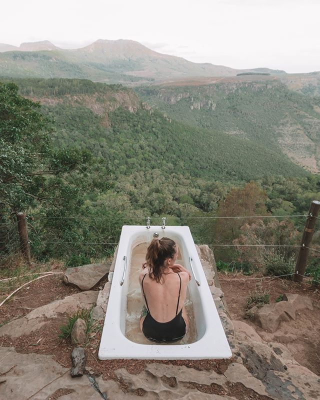 Searching for the best things to do in South Africa? Look no further. Here's a complete round-up of amazing South Africa bucket list experiences from a local! This list includes going on safari in Kruger National Park, hiking up Table Mountain, visiting the Valley of Desolation, whale watching in Hermanus, the iconic Otter Trail and so much more! It's a must-have for your next South Africa trip!   #southafrica #capetown #johannesburg #traveltips #africatravel