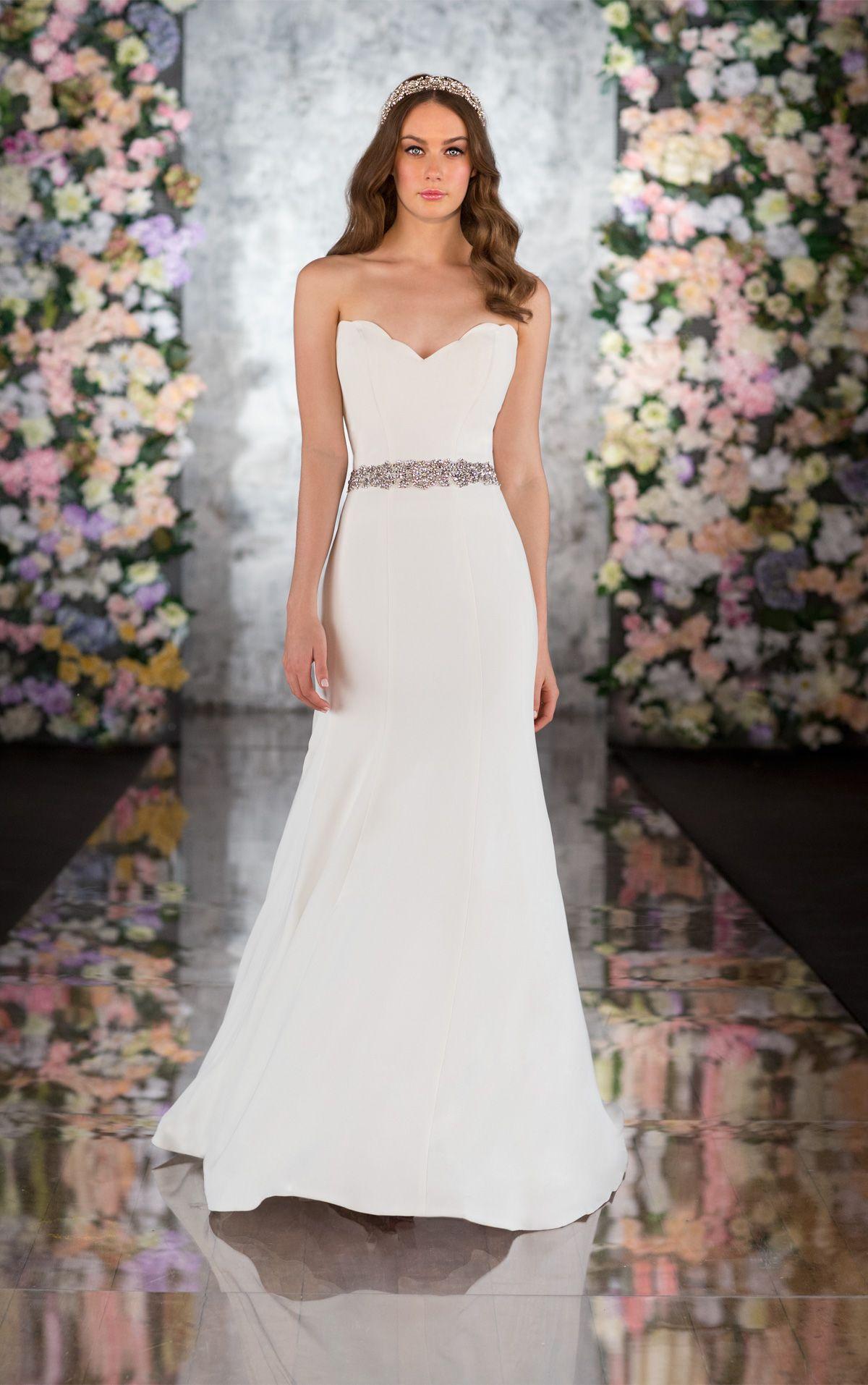 ed16c50706621 Martina Liana 562 Zoom | Wedding Ideas | Mature wedding dresses ...