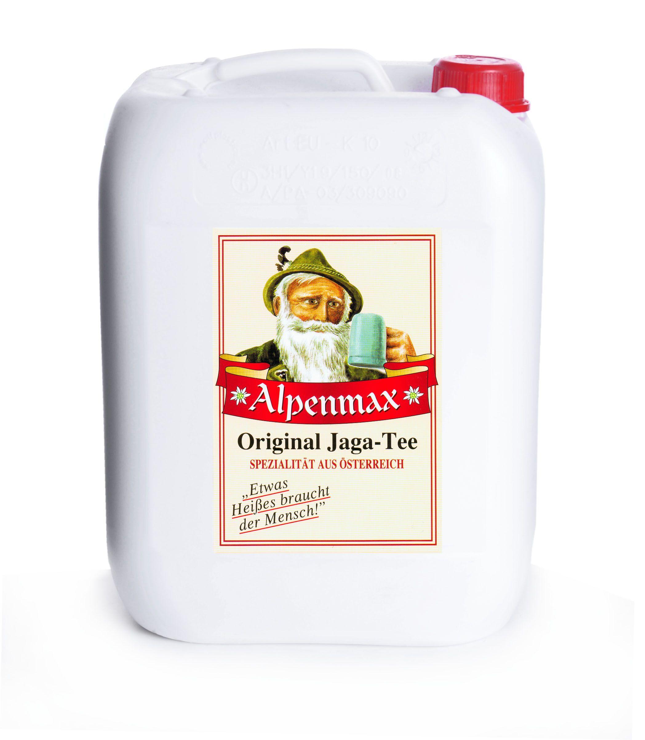 Alpenmax Original Jaga - Tee 10 Liter Ka… | Glühwein