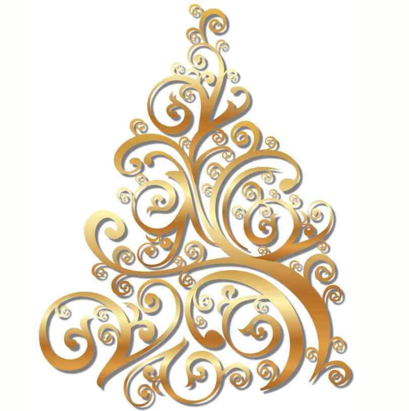 arboles navidad - Dibujo Arbol De Navidad
