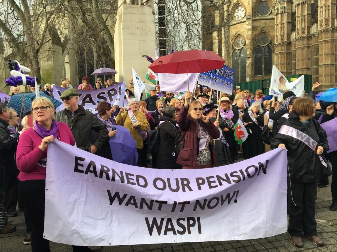 A guide to WASPI the women campaigning for pension