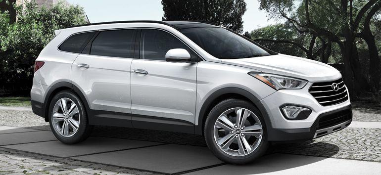 2016 Hyundai Santa Fe Xl Milton Hyundai Hyundai Santa Fe
