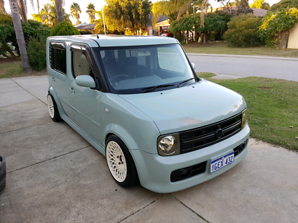 Nissan Cubic 7 Seater Cars Vans Utes Gumtree Australia Swan Area Stratton 1150468350 Cube Car Nissan Japanese Cars