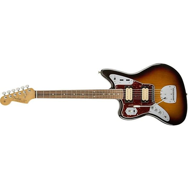 Fender Kurt Cobain Jaguar Left-Handed | Guitar, Electric ...