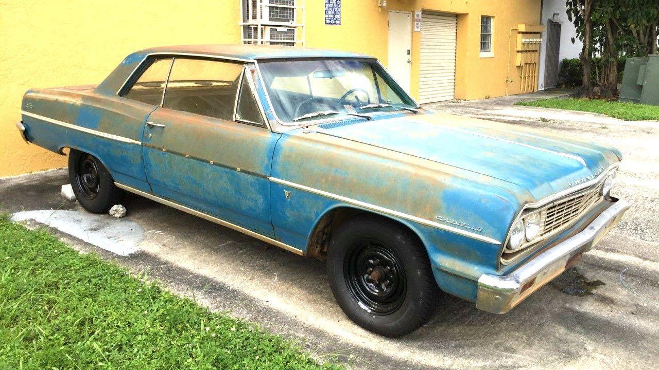 First Year Malibu 1964 Chevelle Malibu Chevelle 1964 Chevelle Chevrolet Chevelle Malibu
