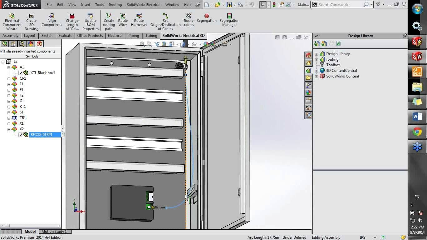 Creating Symbols In Solidworks Electrical Ladder Wiring Diagram Basics Of Drawing Schematics 2d Applicad Getting Start Fe97e513e3ee258178054da311c300e4 458522805793224832