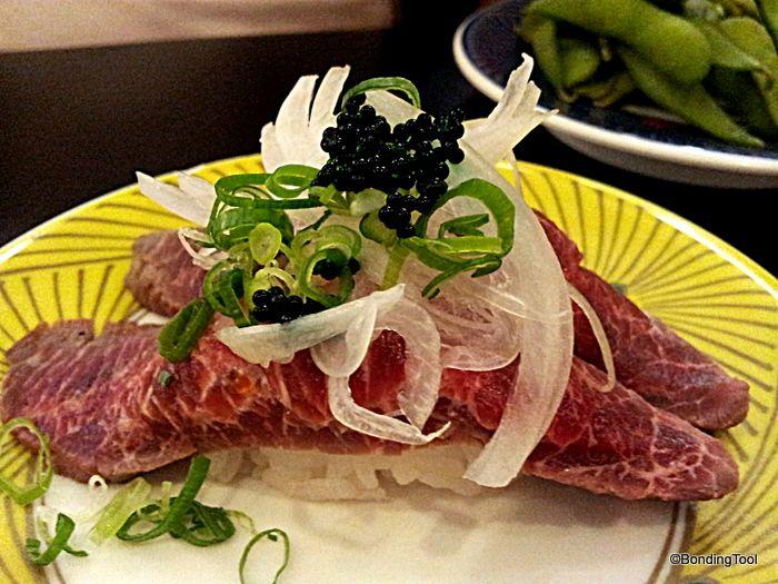 Tataki Sushi Beef Tataki Tataki Sushi