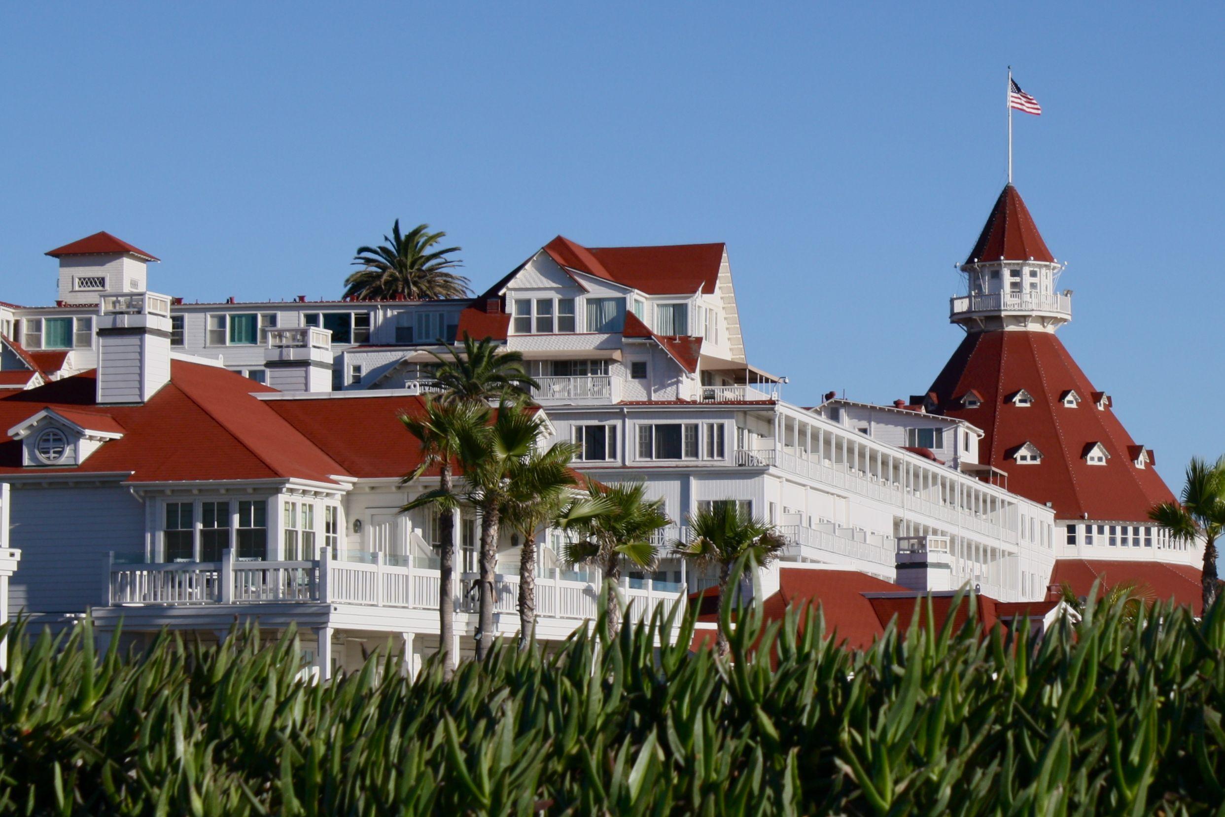 hotel del coronado coronado island near san diego ca. Black Bedroom Furniture Sets. Home Design Ideas