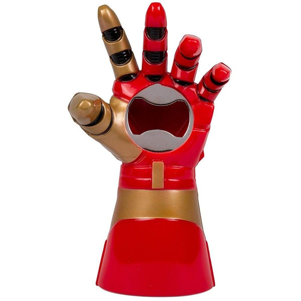 Seven20 Marvel Iron Man Glove 6 Inch Bottle Opener In 2020 Marvel Iron Man Iron Man Cast Iron Bottle Opener
