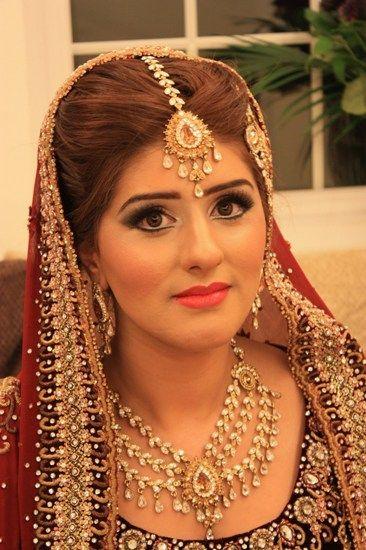 Eye - Muslim Bridal Makeup