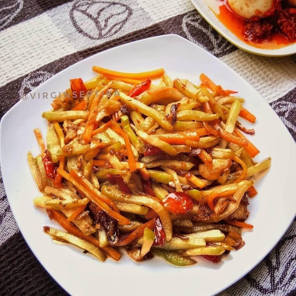 15 Resep Tumis Ala Anak Kos Enak Sederhana Dan Praktis Instagram Resepjajananpasar Wulanfoods Tumis Resep Makanan Asia Resep Masakan