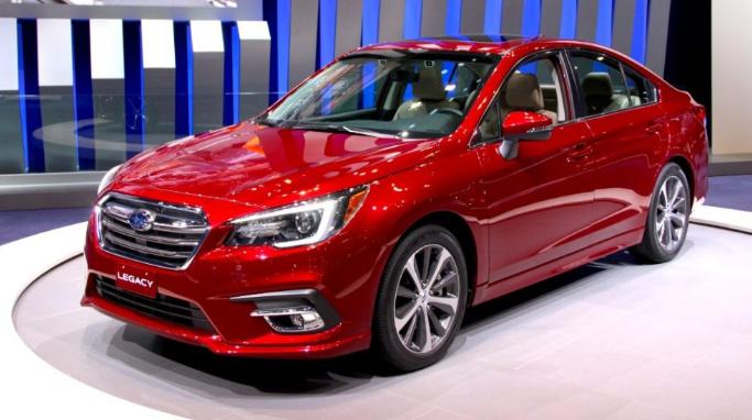 2020 Subaru Legacy Redesign Performance Price