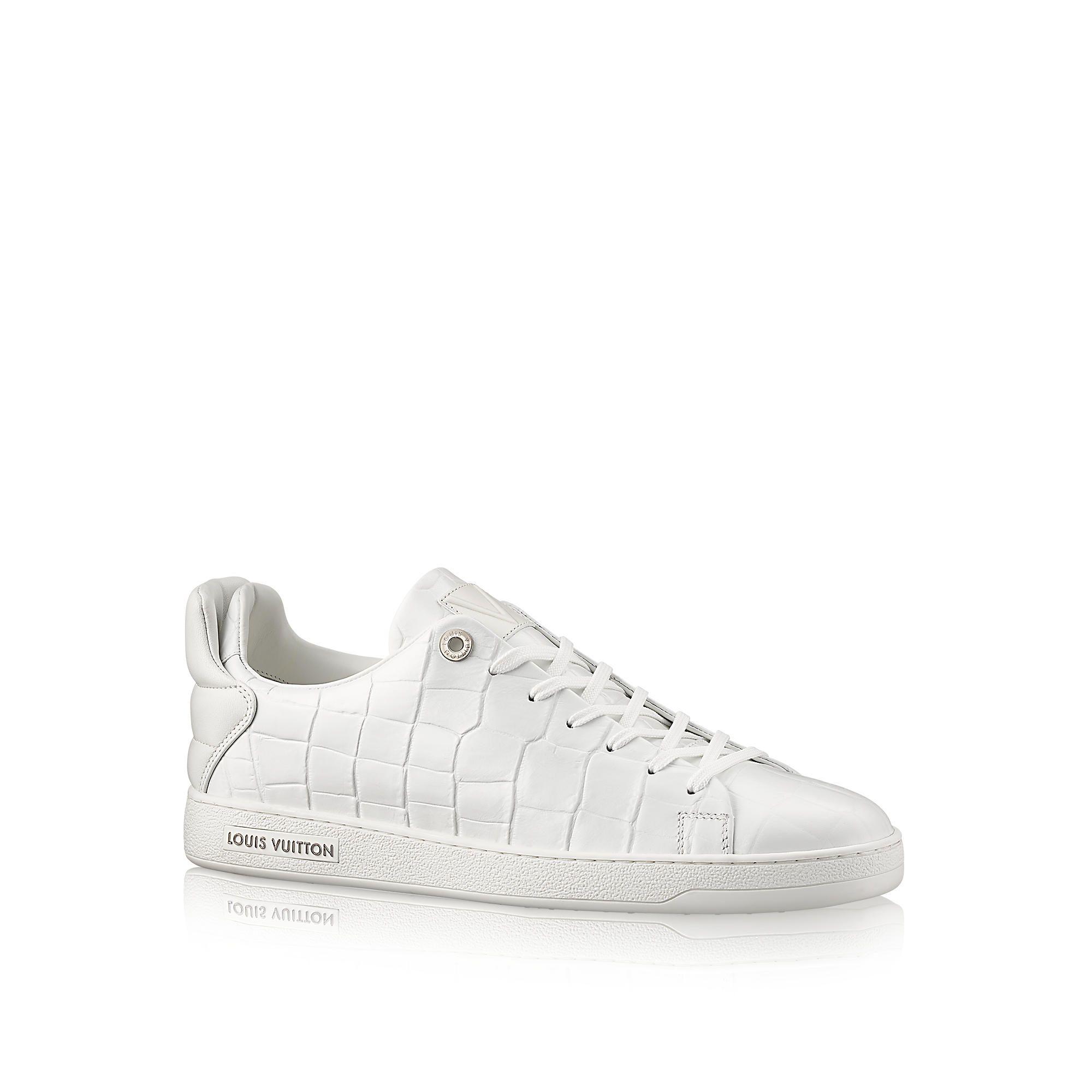 the best attitude 59bdf 30f06 Entdecken Sie Frontrow Sneaker via Louis Vuitton